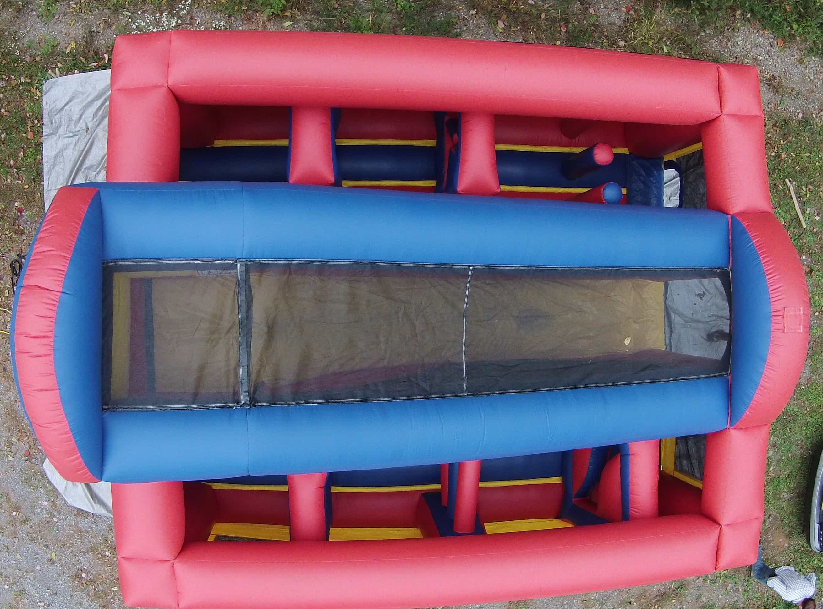 backyard obstacle course pa bounce party rentals