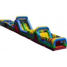 90Foot Obstacle Course