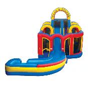 Dash N Splash Obstacle Course