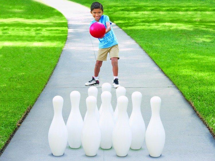 Jumbo Bowling Set