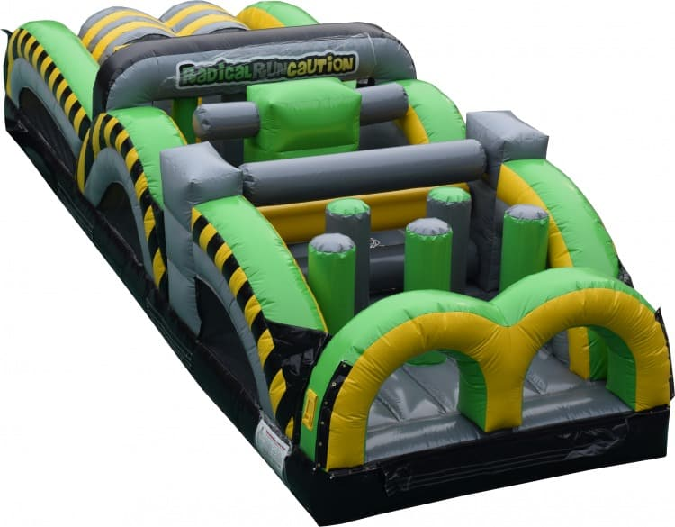Radical Run 7 Element Obstacle Course